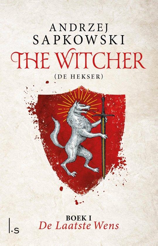 Boek cover The Witcher 1 - De laatste wens van Andrzej Sapkowski (Onbekend)