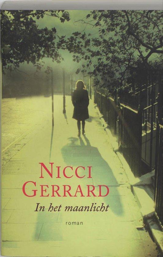 Boek cover In het maanlicht van Nicci Gerrard (Paperback)