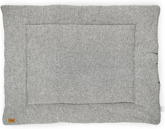 Boxkleed 80x100cm Stonewashed knit grey