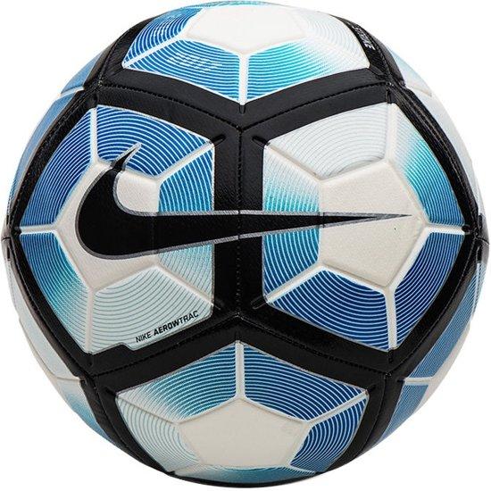 5706332be29 bol.com | Nike - Strike voetbal - Voetbal - Blauw/Wit - maat 5
