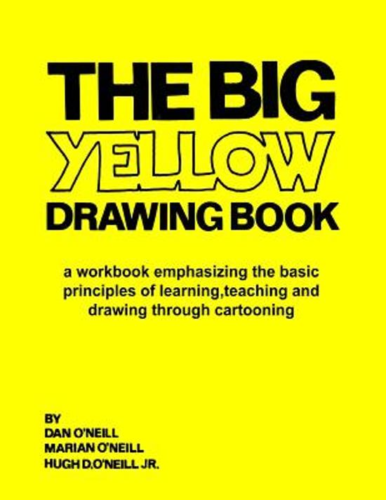 The Big Yellow Drawing Book