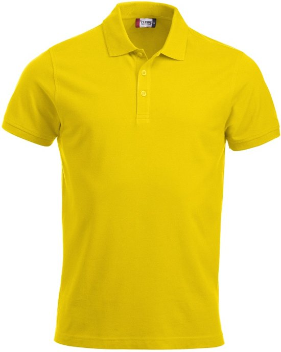 Clique New Classic Lincoln S/S Lemon maat XS
