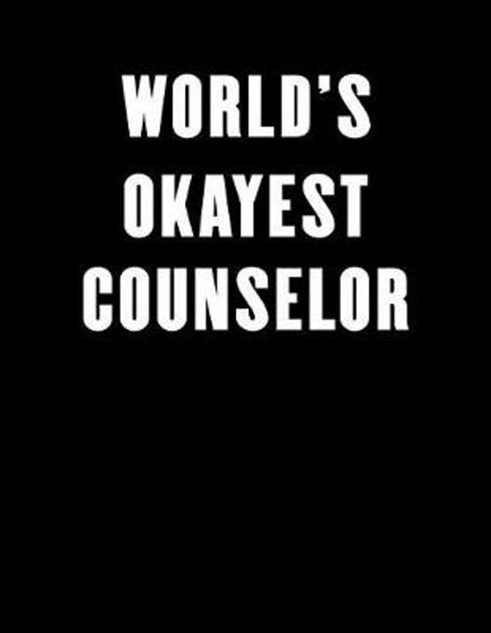 World's Okayest Counselor