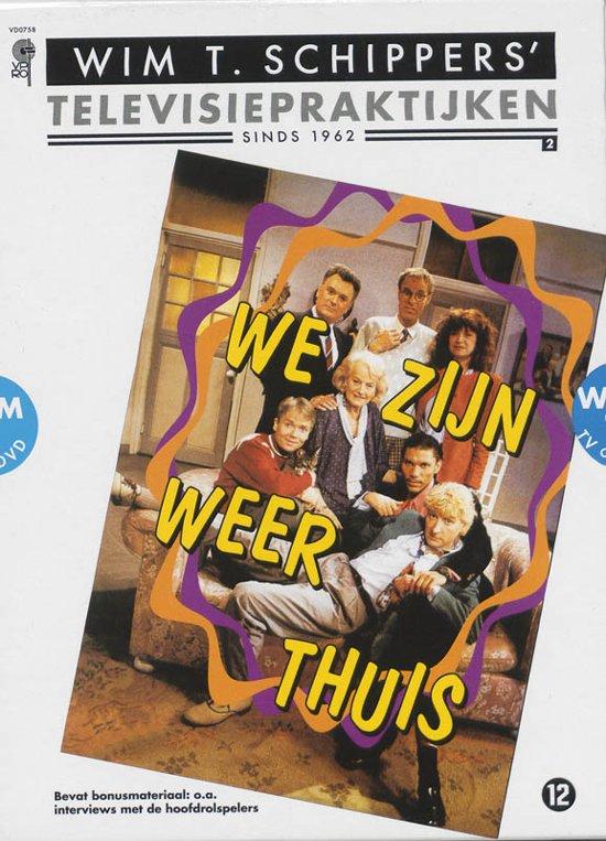 DVD cover van We Zijn Weer Thuis