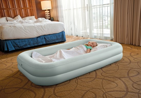 Intex Luchtbed Kidz Travel Bed