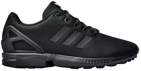 adidas ZX Flux  Sportschoenen - Maat 37 1/3 - Unisex - zwart