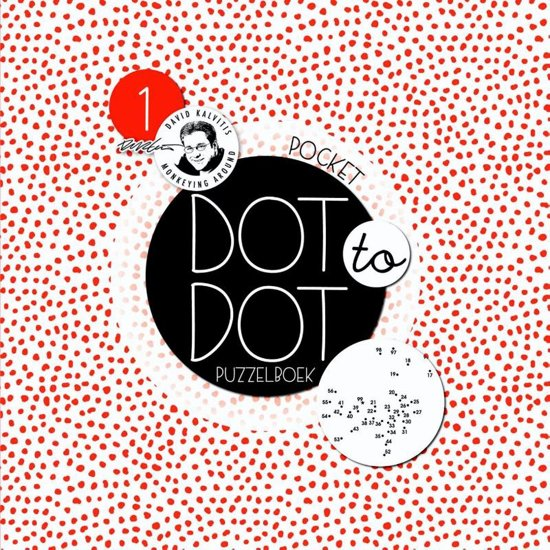 Dot to dot puzzelboek pocket 1