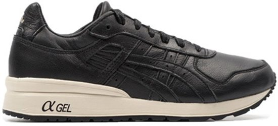 asics sneakers heren zwart