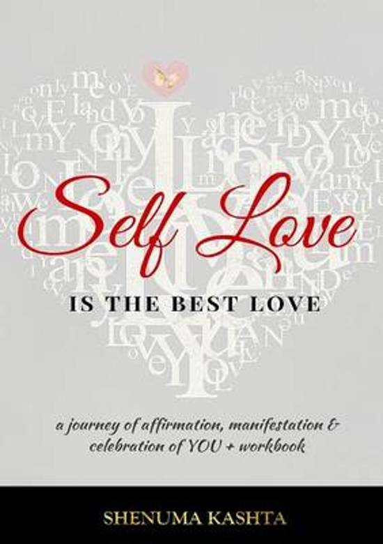Bolcom Self Love Is The Best Love Shenuma Kashta 9781326652272