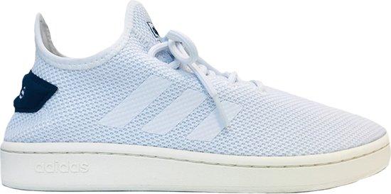 wite adidas schoenen