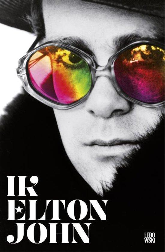 Boek cover Ik van Elton John (Paperback)