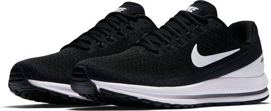 Nike Air Zoom Vomero 13 Hardloopschoenen Heren - Black/White-Anthracite