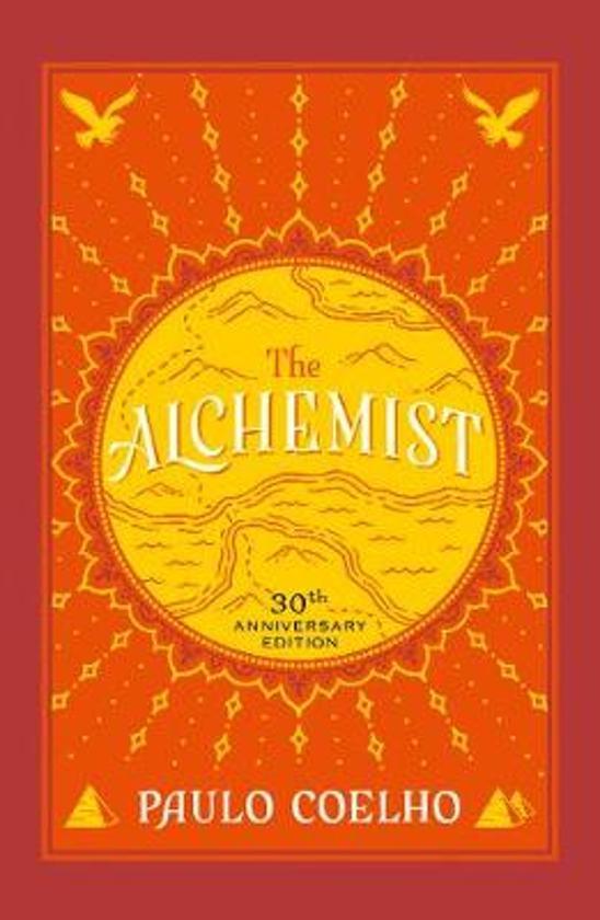 Boek cover The Alchemist van Paulo Coelho (Paperback)