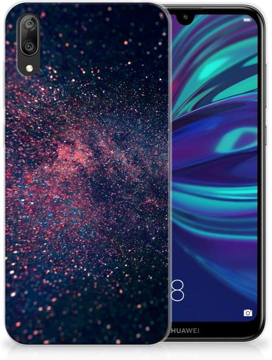 TPU Hoesje Huawei Y7 Pro (2019) Stars
