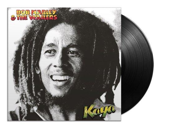 CD cover van Kaya (LP) van Bob & The Wailers Marley