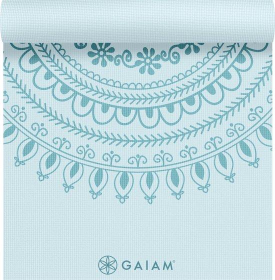 Gaiam Premium Yogamat - 5 mm - Marrakesh