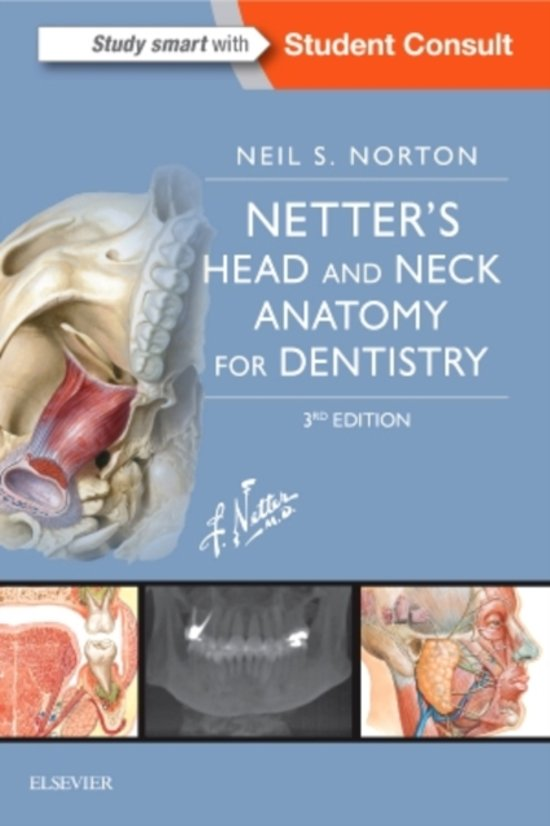 bol.com | Netter\'s Head and Neck Anatomy for Dentistry ...
