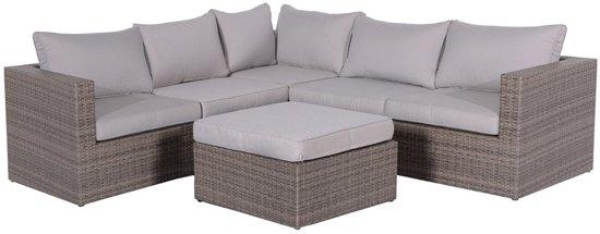 Garden Impressions - Cayman II - lounge set - 4-delig - new kubu /sand