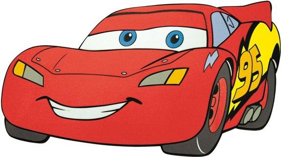 bolcom disney cars foam muurstickers multi