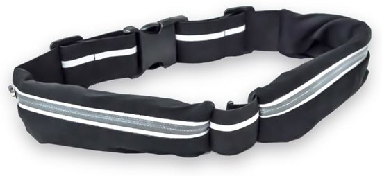 Go Belt sport heuptasje heupriem belt - Sport Heupband - Hardloopband - Sportband - Hardloop Riem