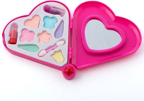 48c20c5d2fd bol.com   Make-up Tas voor Kinderen - Heart