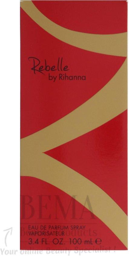 Rihanna Rebelle for Women - 100 ml - Eau de parfum