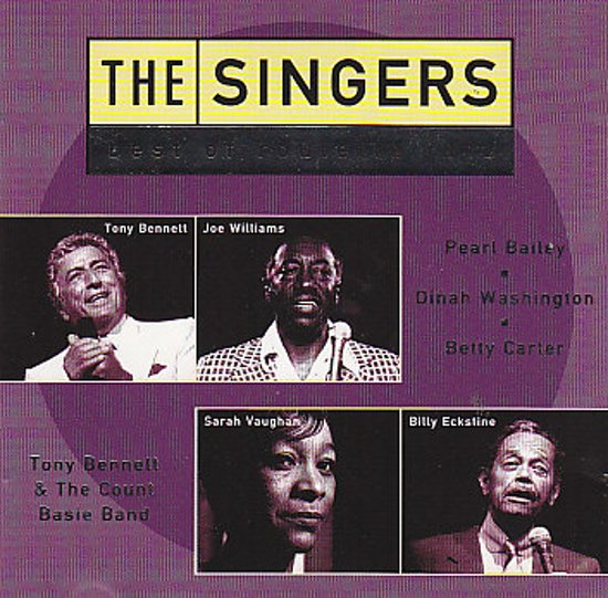The Singers: Best Of Roulette Jazz