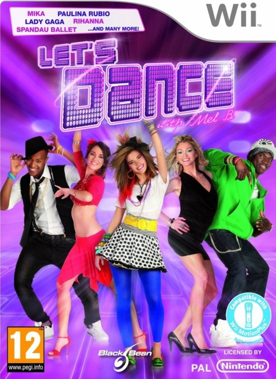 Let's Dance with Mel B /Wii kopen