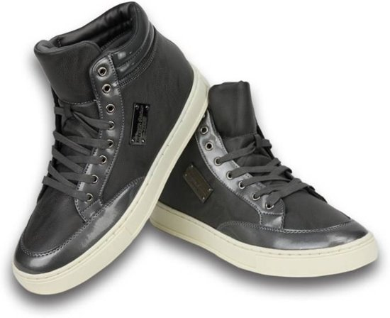 Roberto Garino Sneakers - Grijs - Maten: 43