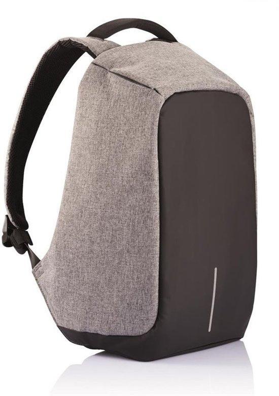 XD Design Bobby XL laptop rugzak 17 inch grey