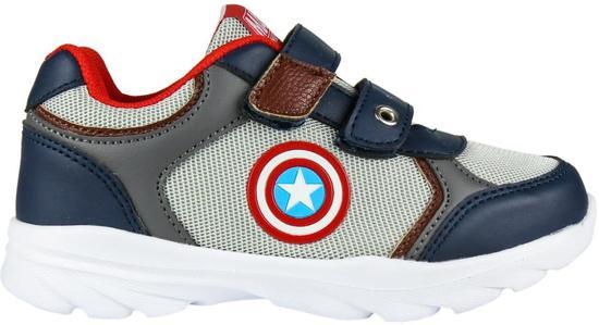 Marvel - Avengers - Schoenen kinderen - Grijs - Blauw - Maat 26