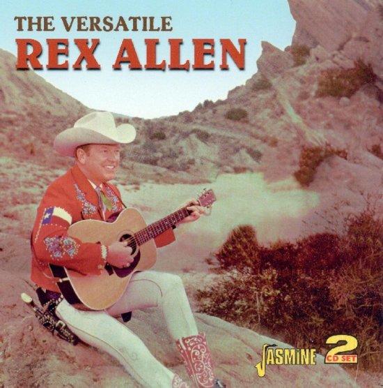 The Versatile Rex Allen