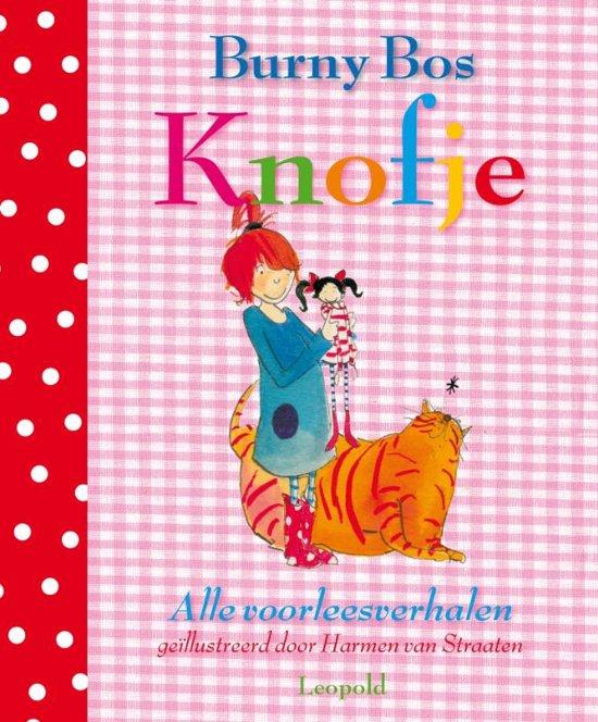 Boek cover Knofje van Burny Bos (Hardcover)