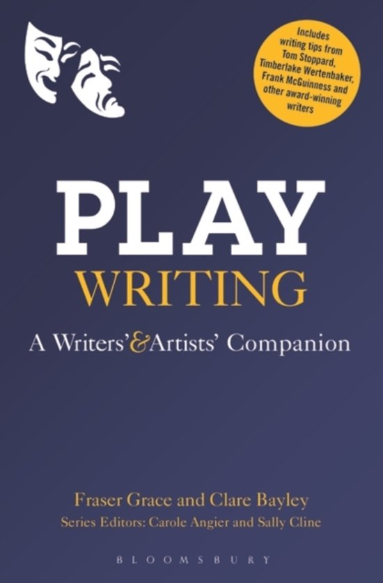 Boek cover Playwriting van Mr Fraser Grace (Paperback)