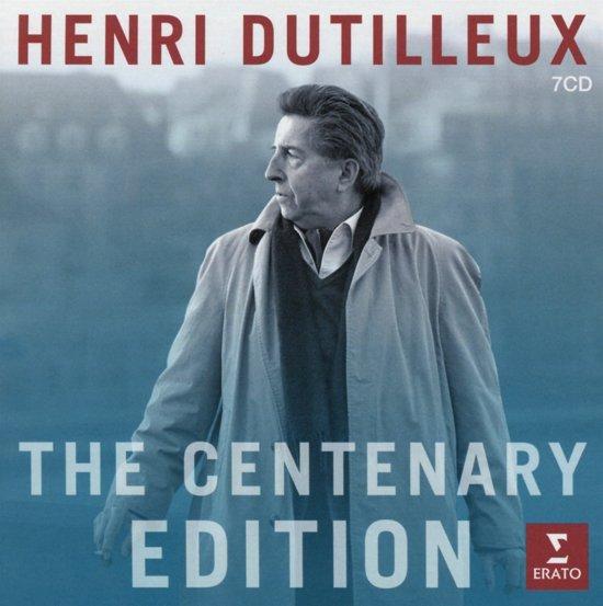 Dutilleux: The Centenary Editi