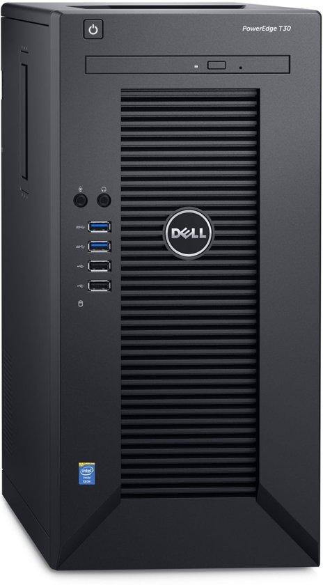 DELL PowerEdge T30 3.3GHz E3-1225V5 290W Mini Toren server