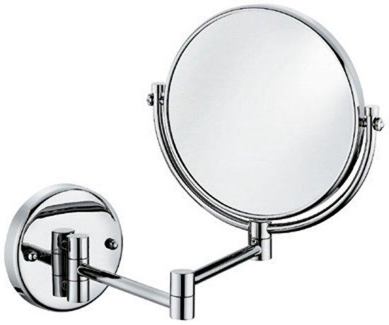 bol.com | Scheerspiegel / wand spiegel / muur spiegel / make-up 3x ...