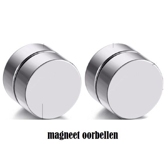 magneet oorbellen vrouwen