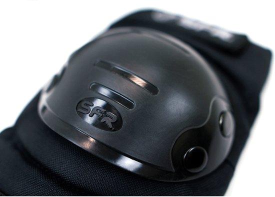 SFR Schaatsbeschermers - Maat S  - zwart