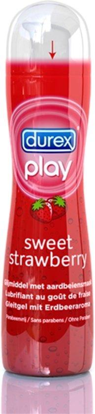 Durex Play Sweet Strawberry - 50 ml