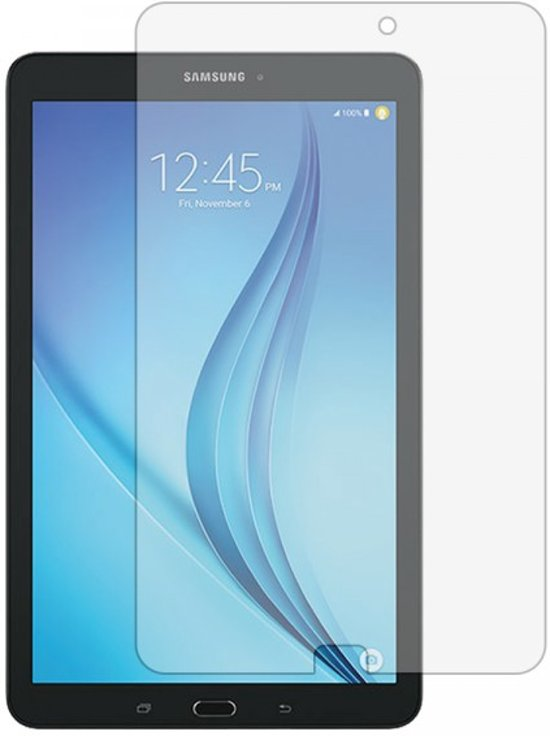 qMust - Samsung Galaxy Tab E 8.0 - Screen Protector - Clear in Uikhoven