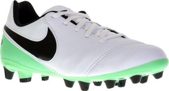 Nike - Tiempo Cuir Genio Salle Ic Jr De Football - Unisexe - Le Football - Noir - 33 PixHcj9