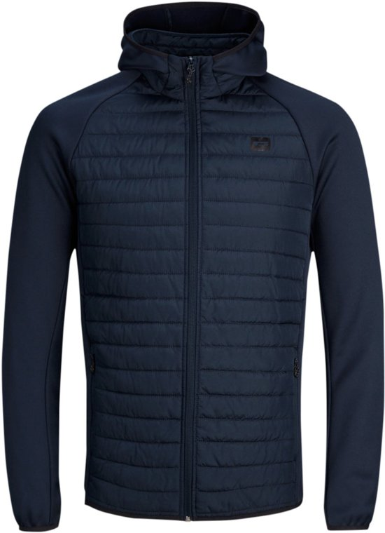 Hedendaags bol.com | Jack and Jones - Heren Jas zomer Multi Quilted Jacket EE-91
