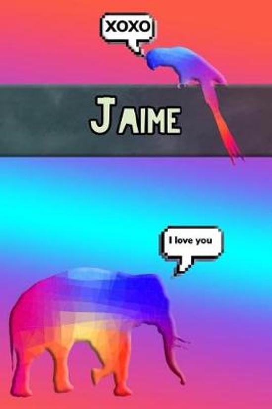 Colorful Jungle Jaime