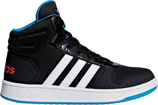 Cerceaux Adidas - Chaussures - Unisexe - Taille 21 - Blanc / Noir fyqNopv