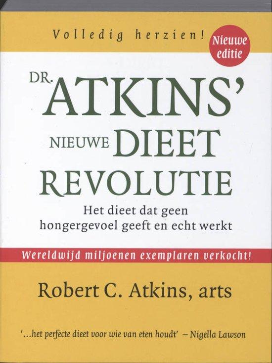 Dr. Atkins nieuwe dieet revolutie