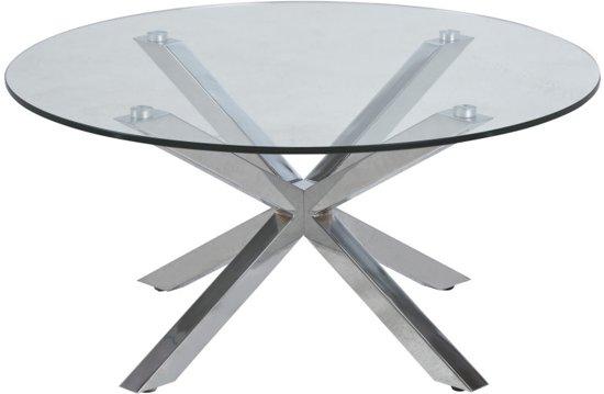 Bol fyn heerlijk glazen salontafel transparant