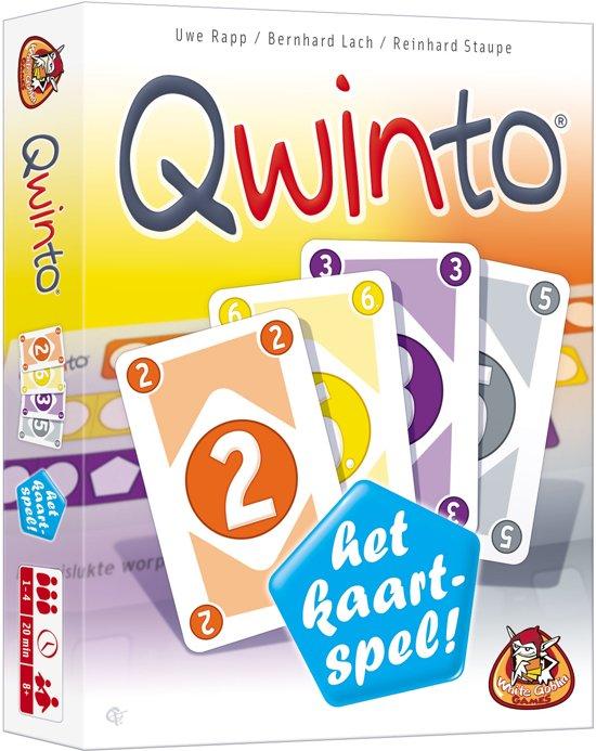 Afbeelding van het spel Qwinto Het Kaartspel