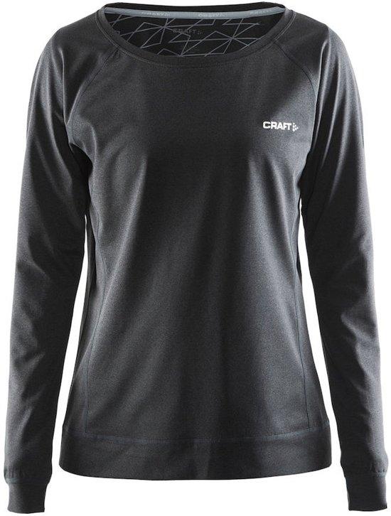 Craft Pure Light Sweatshirt wmn black m