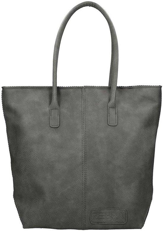 Zebra Trends Natural Bag Kartel met Rits